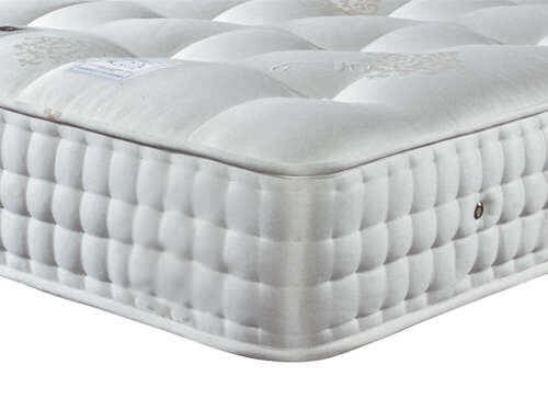 Sleepeezee Wool Supreme Pocket Mattress - Single (3' x 6'3