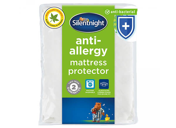 Silentnight Anti Allergy Mattress Protector - King Size (5' x 6'6