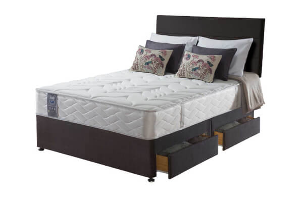 Sealy Posturepedic Jubilee Latex Divan Set