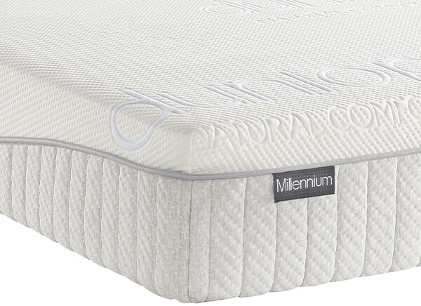Dunlopillo Millennium PLUS Mattress - Super King (6' x 6'6