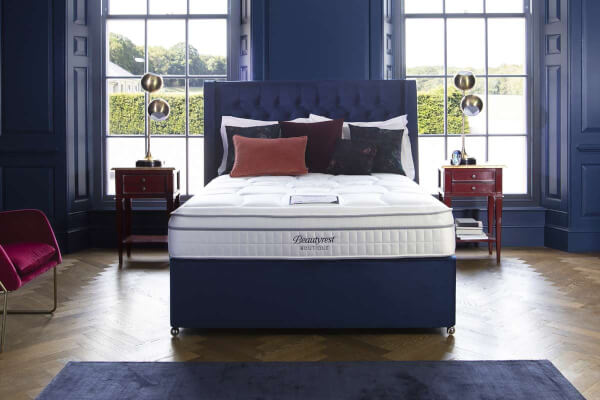 Sleepeezee Beautyrest Boutique Lexington 1800 Divan Bed Set
