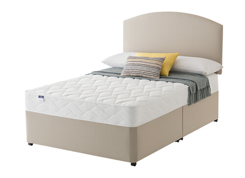 Silentnight Double Sided Miracoil Divan Set - Single (3' x 6'3
