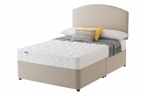 Silentnight Double Sided Miracoil Divan Set