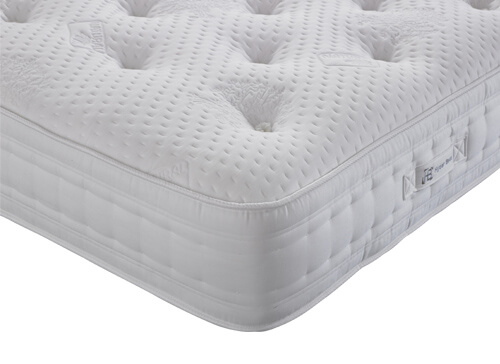 Cassini 5000 Pocket Natural Mattress - Single (3' x 6'3