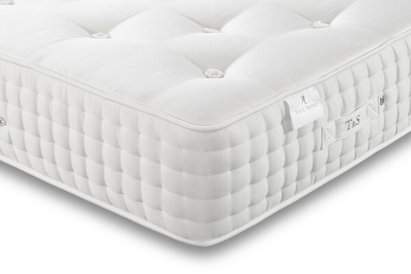 Tuft & Springs Superia 3000 Pocket Natural Mattress