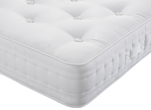 Knightsbridge 1000 Pocket Luxury Mattress - Single (3' x 6'3