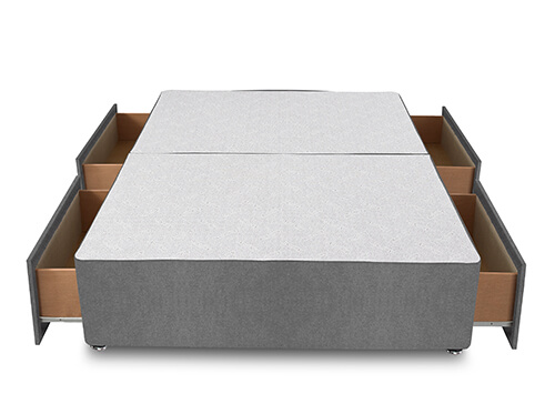 Premium Divan Base - Small Double (4' x 6'3