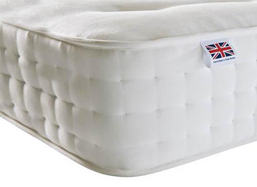 Rest Assured Adleborough 1400 Pocket Ortho Mattress - Single (3' x 6'3