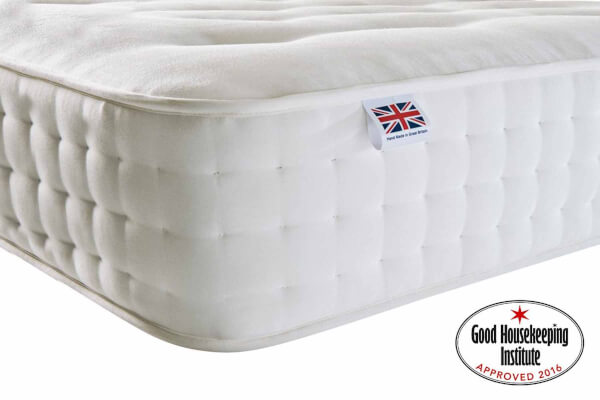 Rest Assured Adleborough 1400 Pocket Ortho Mattress