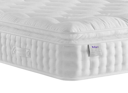 Relyon Luxury Silk 2850 Pillow Top Mattress - Single (3' x 6'3
