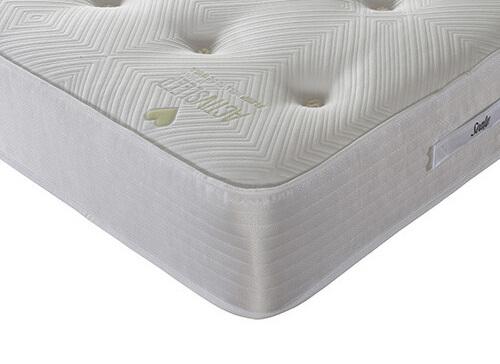 Sealy ActivSleep Geltex Pocket 1400 Firm Mattress - Single (3' x 6'3
