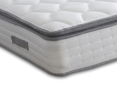 Kayflex Pocket Ruby 3000 Pillow Top Mattress - Single (3' x 6'3