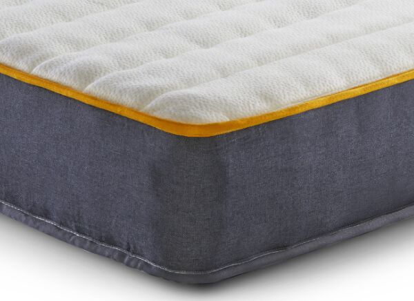 SleepSoul Comfort 800 Pocket Mattress - King Size (5' x 6'6