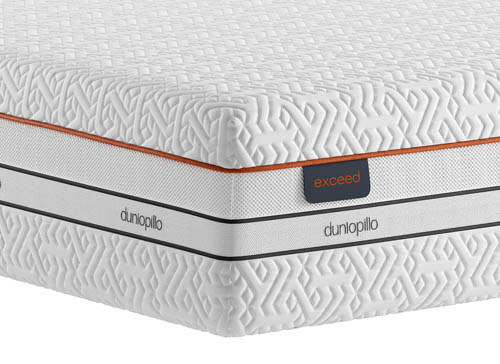 Dunlopillo GO Exceed Mattress - Small Double (4' x 6'3