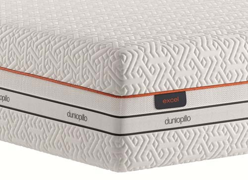 Dunlopillo GO Excel Mattress - Double (4'6