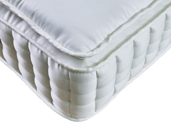 Sleepeezee Pure Emperor 4000 Pocket Natural Mattress - Single (3' x 6'3