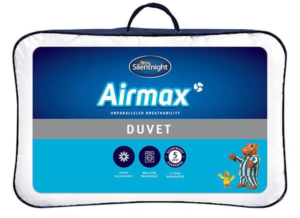 Silentnight Airmax 105 Tog Duvet - Super King (6' x 6'6