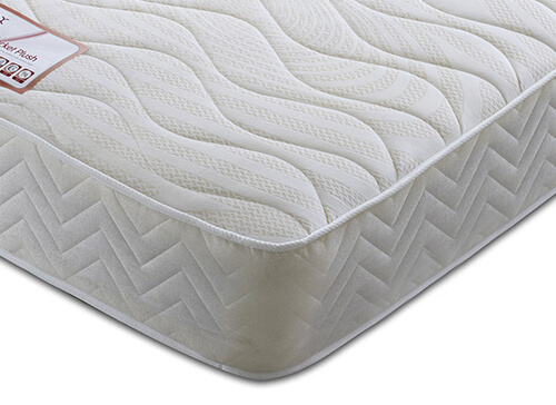 Kayflex Pocket Plush Ultra 3000 Series Mattress - Small Single (2'6