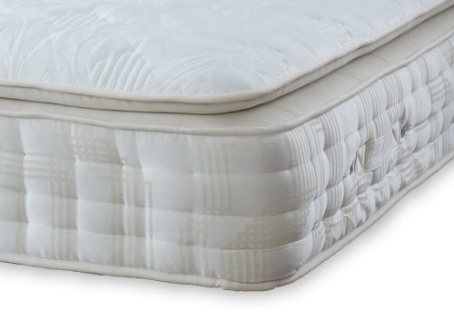 Royalty Pillow Top Latex 3000 Mattress - Single (3' x 6'3