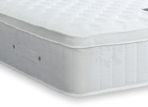 Crown Pillow Top Latex 1000 Mattress  - Small Double (4' x 6'3