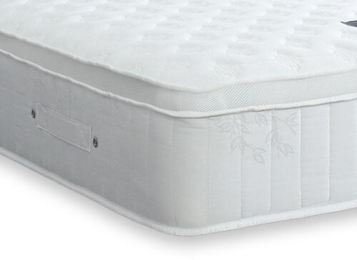 Crown Pillow Top Latex 1000 Mattress  - Super King (6' x 6'6