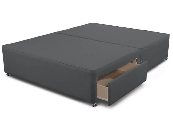 Sleepeezee Ashford Divan Bed Base - Small Double (4' x 6'3