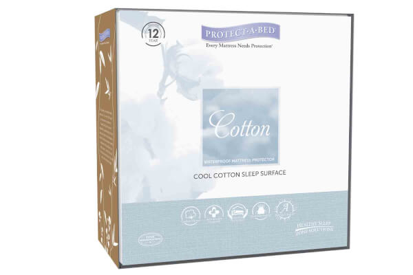 Protect-A-Bed Cool Cotton Mattress Protector