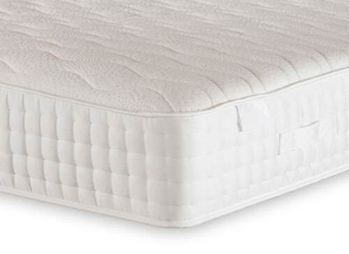 Divine Pocket Gel 2000 Mattress - Super King (6' x 6'6