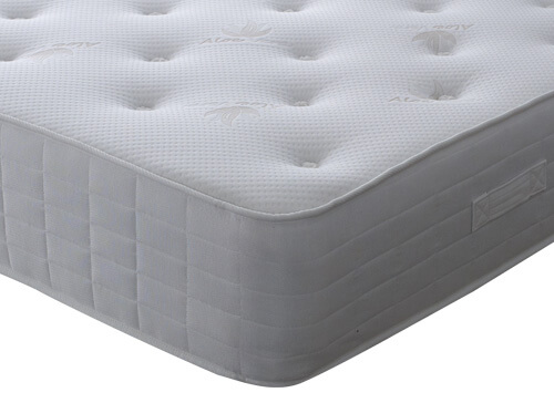 Ruby Ortho Extra Firm Mattress - Double (4'6