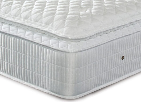 Sleepeezee Cooler Supreme 1800 Pocket Mattress - Single (3' x 6'3