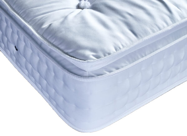Sleepeezee Wool Supreme 2400 Pillow Top Mattress - Single (3' x 6'3