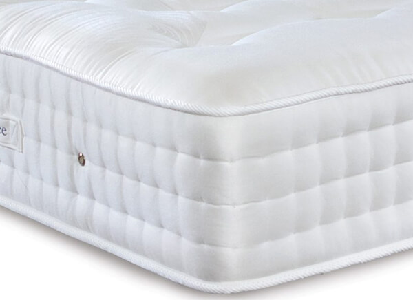 Sleepeezee Wool Superb 2800 Pocket Mattress - Single (3' x 6'3
