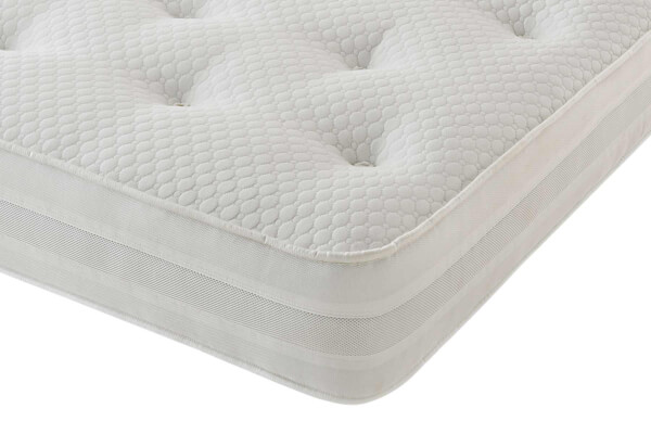 Silentnight Maple 1000 Mirapocket Memory Tufted Mattress