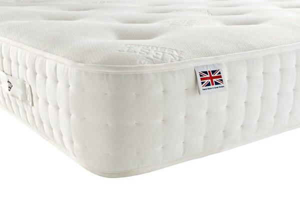 Rest Assured Shetland 800 Pocket Mattress