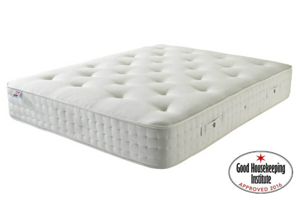 Rest Assured Darlington 1400 Pocket Latex Mattress