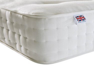 Rest Assured Darlington 1400 Pocket Latex Mattress - Single (3' x 6'3