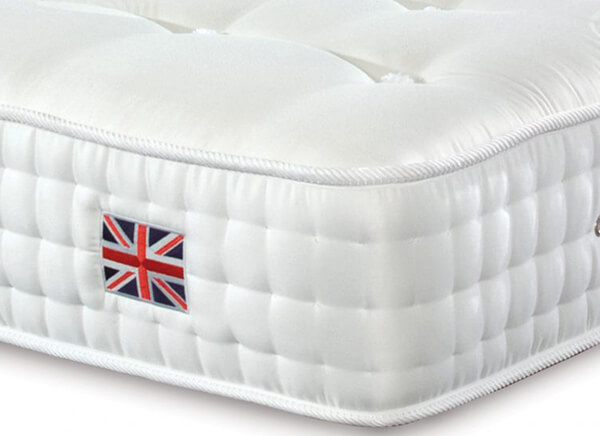 Sleepeezee Perfectly British Regent 2600 Mattress - Single (3' x 6'3