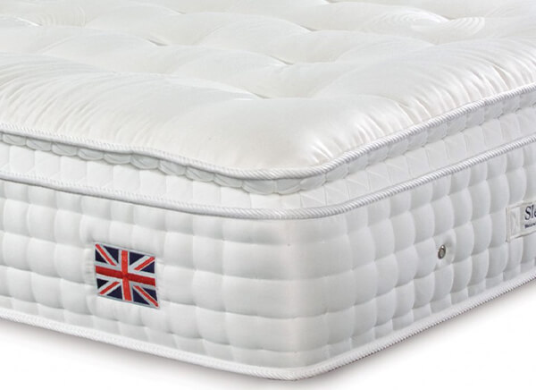 Sleepeezee Perfectly British Mayfair 3200 Mattress - Single (3' x 6'3