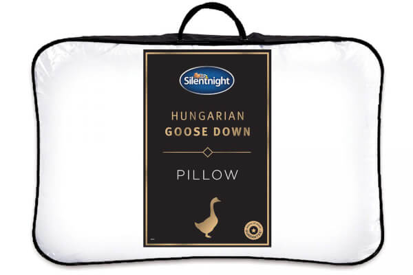 Silentnight Hungarian Goose Down Pillow
