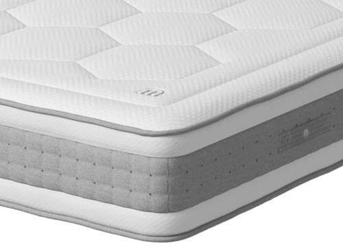 Mammoth Shine Plus Softer Mattress - Small Double (4' x 6'3