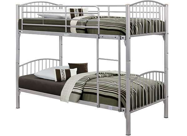 Birlea Corfu Bunk Bed - Single (3' x 6'3