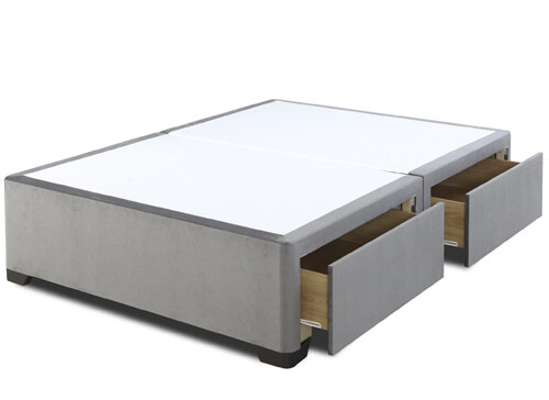 Dreamland Luxury Divan Bed Base - King Size (5' x 6'6
