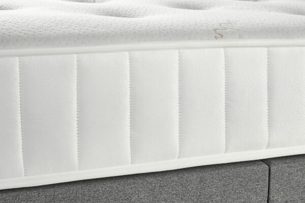 Dreamland Zante Orthopaedic Divan Bed Set with Matching Headboard