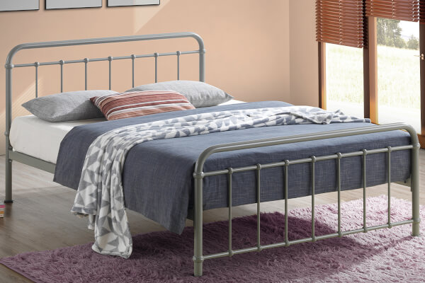Time Living Miami Pebble Bed Frame