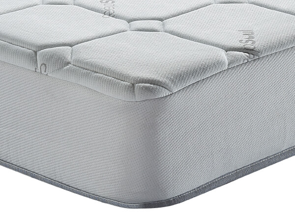 SleepSoul Spirit 2000 Series Pocket Cool Gel Mattress - Single (3' x 6'3