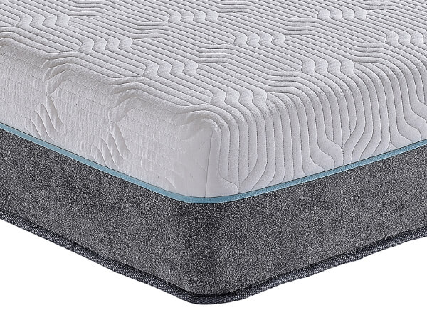 SleepSoul Emotion 1000 Series Pocket Cool Gel Mattress - Double (4'6