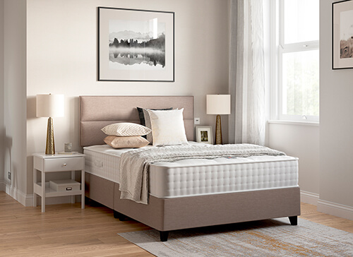 Slumberland Natural Luxury 1400 Mattress - Single (3' x 6'3
