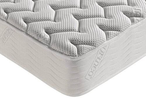 Dormeo Silver Deluxe Mattress - Double (4'6