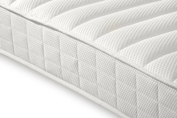 Bedmaster Noah Memory Sprung Low Profile Mattress