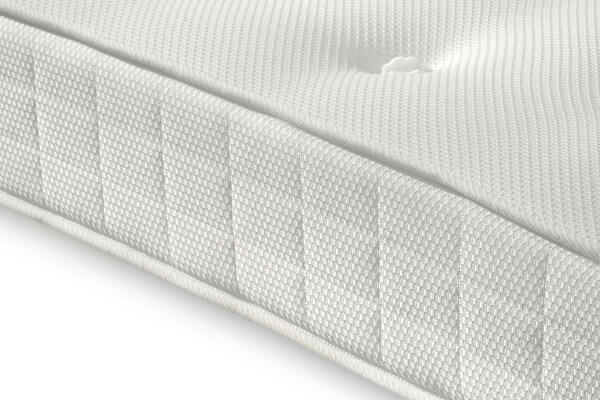 Bedmaster Clay Ortho Low Profile Mattress